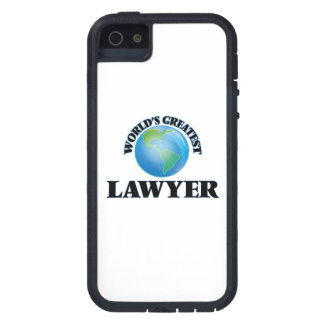 El abogado más grande del mundo iPhone 5 carcasas