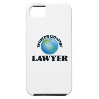 El abogado más grande del mundo iPhone 5 Case-Mate funda