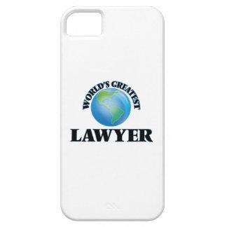 El abogado más grande del mundo iPhone 5 Case-Mate cárcasa