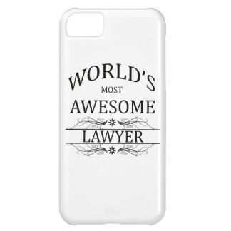 El abogado más impresionante del mundo funda para iPhone 5C