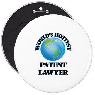 El abogado patentado más caliente del mundo pins