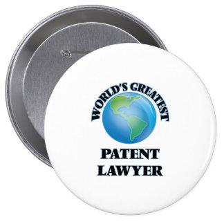 El abogado patentado más grande del mundo pin