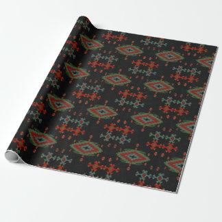 El abrigo de papel azteca