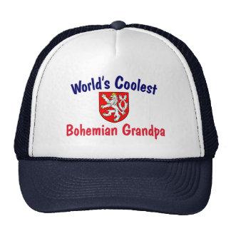 El abuelo bohemio más fresco gorras de camionero