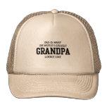 El abuelo más grande del mundo gorro
