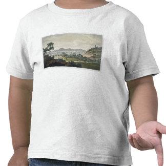 El acueducto en Río de Janeiro (grabado del color) Camiseta