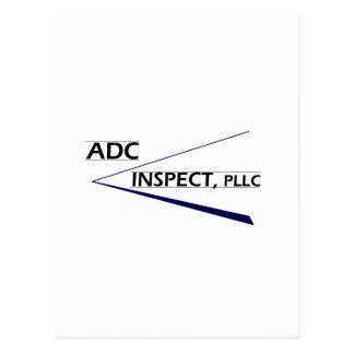 El ADC examina el logotipo Postal