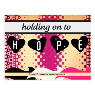 El aferrarse a la esperanza postal