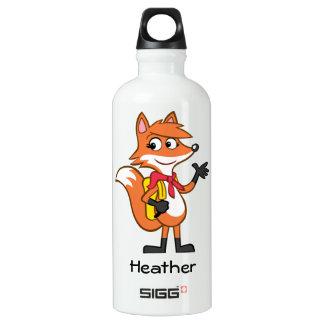 El agitar del Fox de Rick el | Scarlett del Botella De Agua
