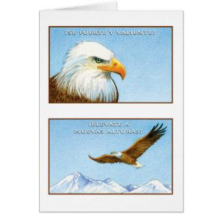EL Aguila, tarjeta