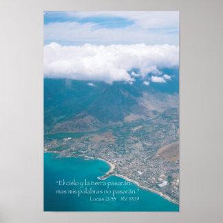 EL aire del desde de Oahu de la estafa de Lucas 21 Impresiones