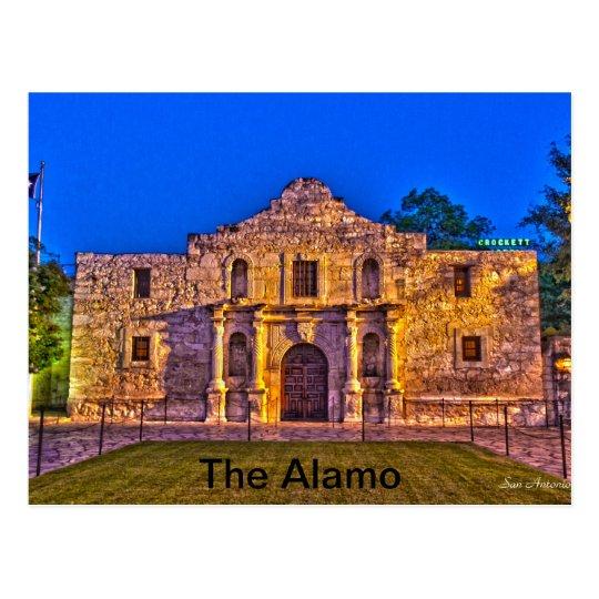 El Álamo - el San Antonio, Tx Postal