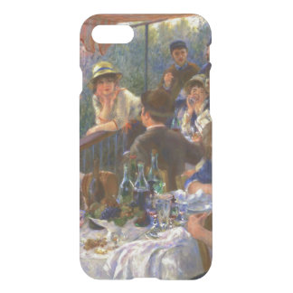 El alumerzo de la bella arte de Renoir del fiesta Funda Para iPhone 7