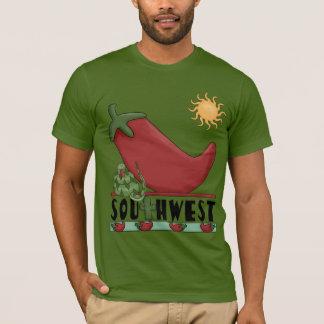 El amante rojo más grande de Chile en el sudoeste Camiseta