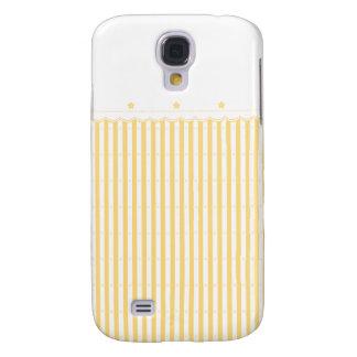 El amarillo enciende la caja de Samsung Funda Para Samsung Galaxy S4