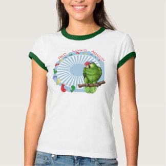 """El Amazonas Rojo-Lored """"aletilla """" Camisetas"""