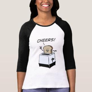 El amo de la tostada (camisa ligera) camiseta
