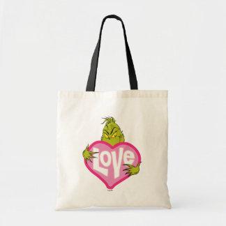 El amor de Grinch el   Bolso De Tela