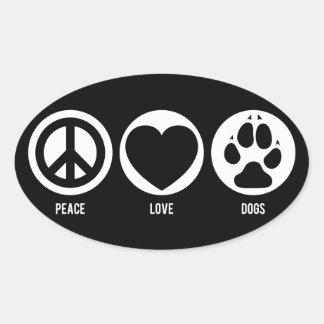 Pegatinas con diseños de perros en Zazzle