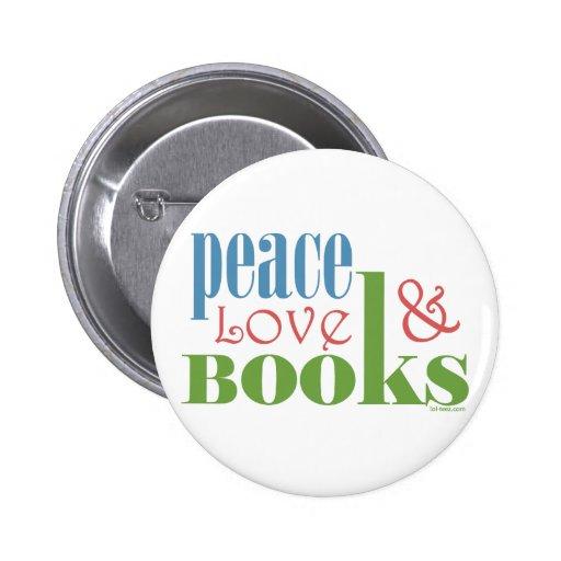 El amor de la paz reserva II Pin