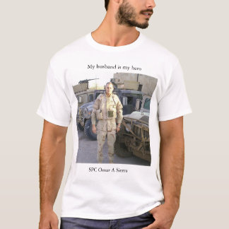 El amor de mi vida camiseta