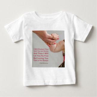 El amor de usted está para siempre camiseta