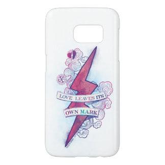 El amor del encanto el | de Harry Potter deja su Funda Samsung Galaxy S7