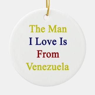 El amor del hombre I es de Venezuela Ornamentos De Reyes