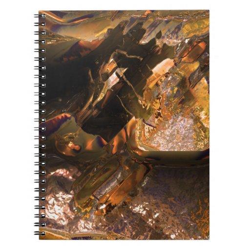 El amor del metal dañó el cuaderno 2