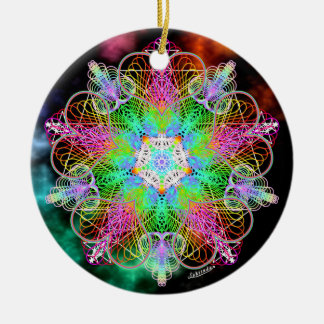 El amor del uno mismo/el ser es bastante ornamento de navidad