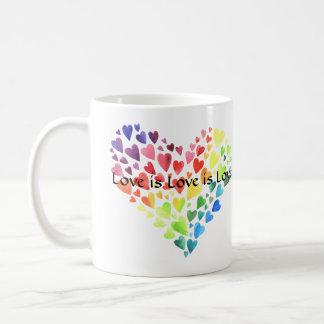 El amor es amor es taza del amor