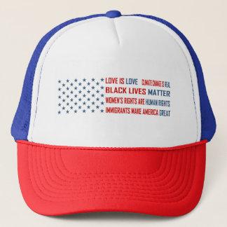 El amor es gorra del camionero del amor