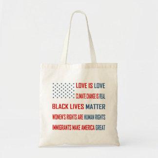 El amor es la bolsa de asas del amor