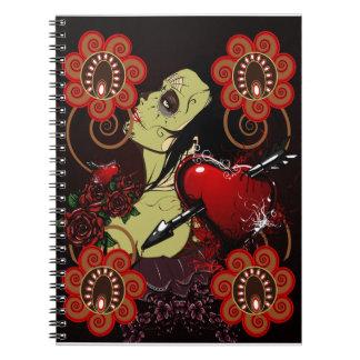El amor es muerto libros de apuntes