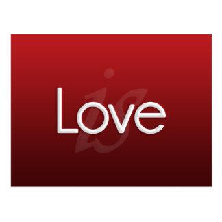 El amor es postal