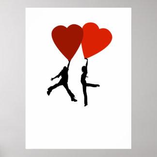 El amor está en el aire impresiones