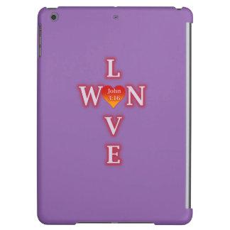 El amor ganó el mini caso del iPad