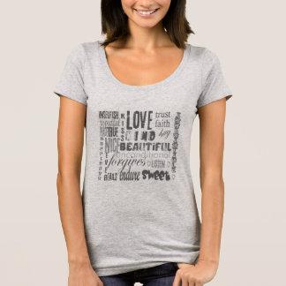 El AMOR inspirador elegante de Bachelorettes ES Camiseta