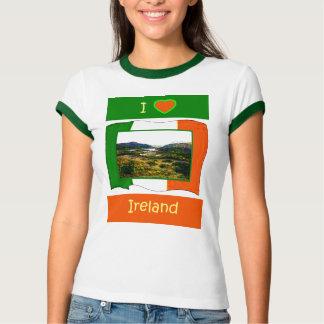 El amor Irlanda del jGibney I de la serie del Camisetas