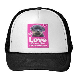 El amor no discrimina - el gorra negro del camione