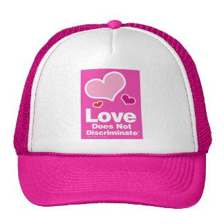 El amor no discrimina - el gorra rosado del camion