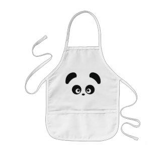 El amor Panda® embroma el delantal