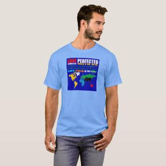 Camiseta El amor perfeccionó la camiseta unisex