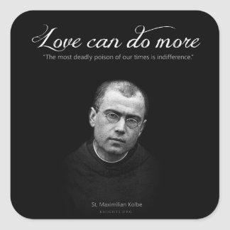 El amor puede hacer a más pegatina que ofrece St.