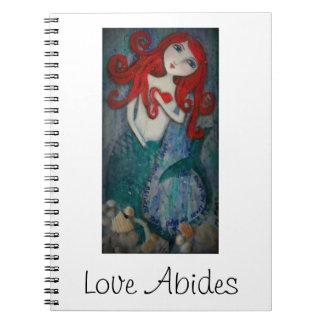 El amor respeta el cuaderno