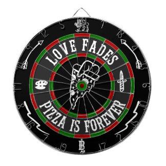 El amor se descolora Dartboard Tablero Dardos
