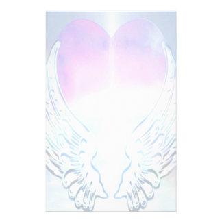 El ángel se va volando el fondo papeleria de diseño
