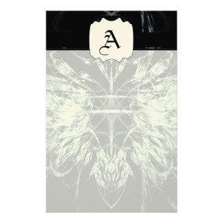 El ángel se va volando fractal  papeleria