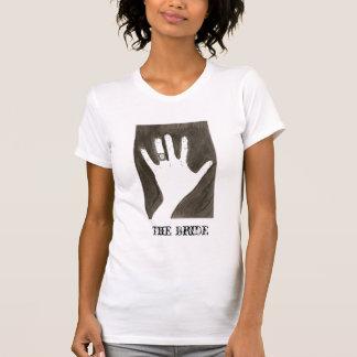 El anillo de compromiso camisetas