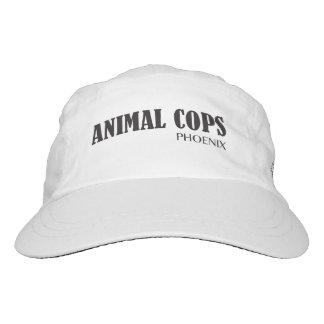 El animal captura el gorra de Phoenix